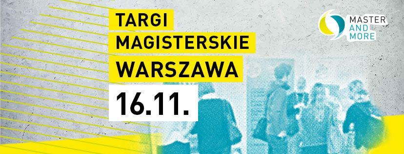 Ruszyła rejestracja na #MastersFair - 16.11 Warszawa