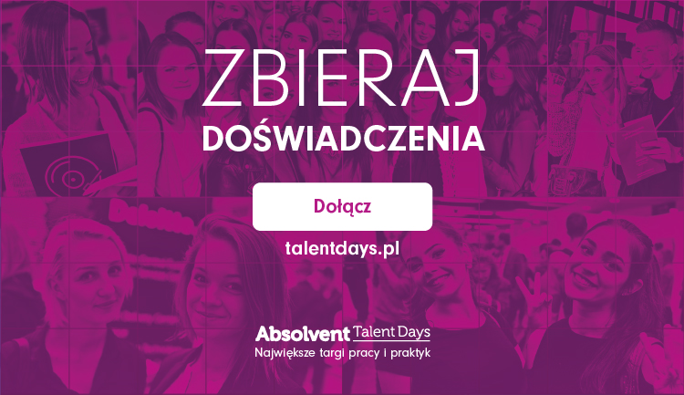 #kariera XXI w., czyli Absolvent Talent Days