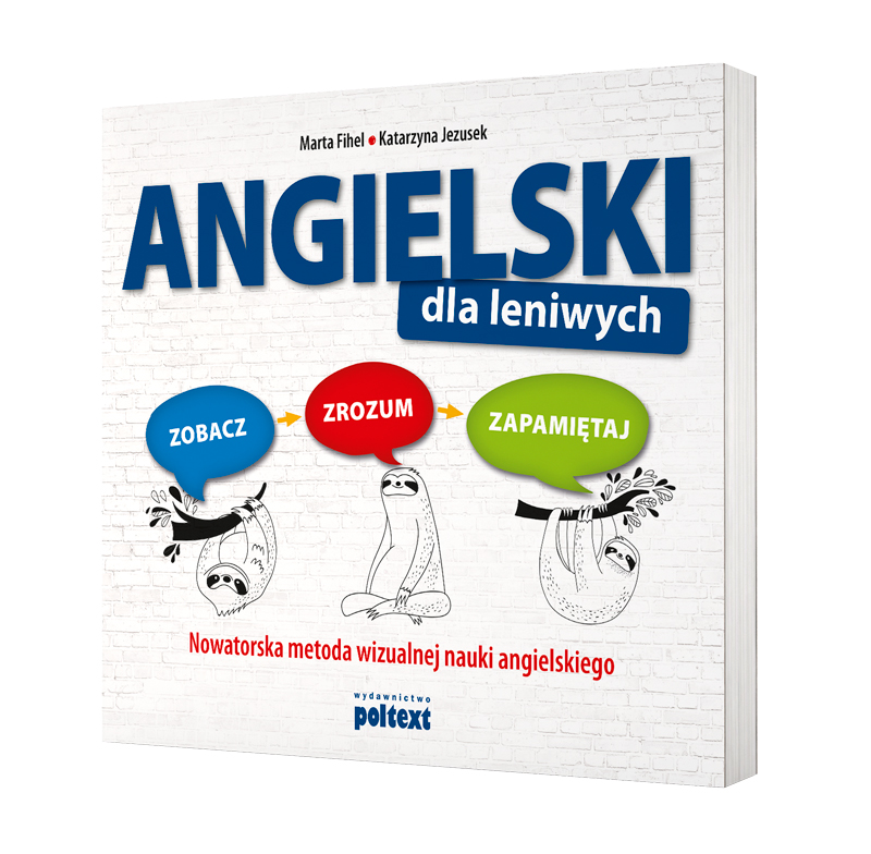 Angielski dla leniwych - nowatorska metoda wizualnej nauki