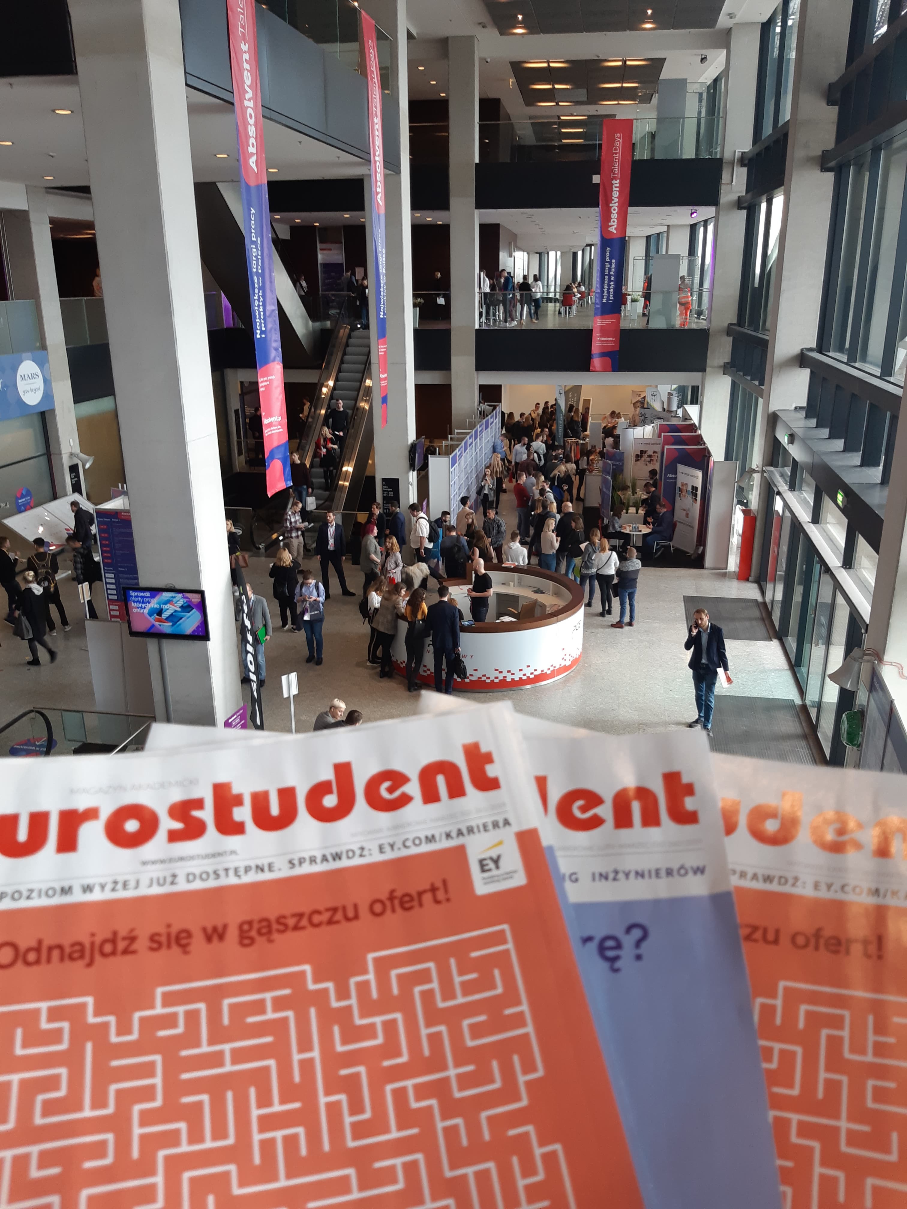 Targi pracy i kariery z Eurostudentem