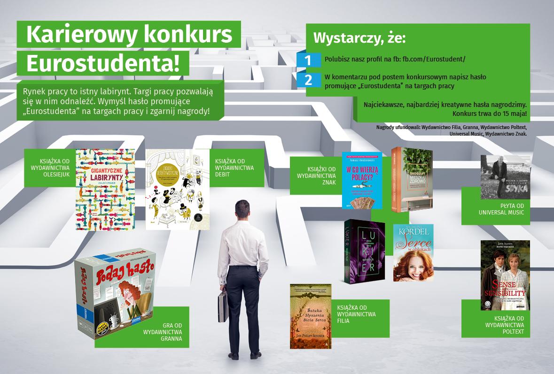 Karierowy konkurs Eurostudenta