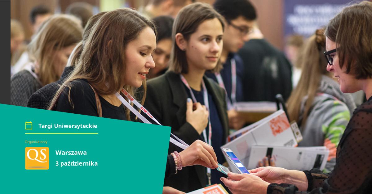 Najlepsze uniwersytety na świecie przyjeżdżają do Warszawy