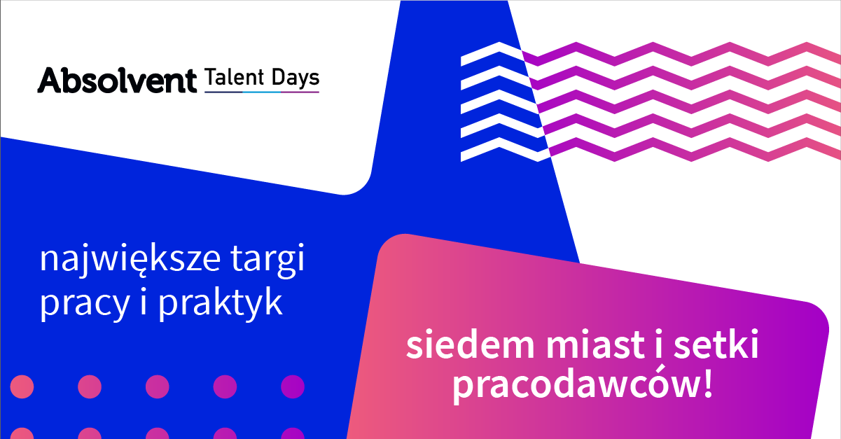 XII edycja Absolvent Talent Days