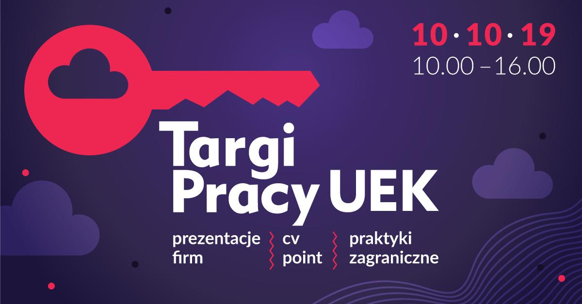 Targi Pracy Uniwersytetu Ekonomicznego w Krakowie!