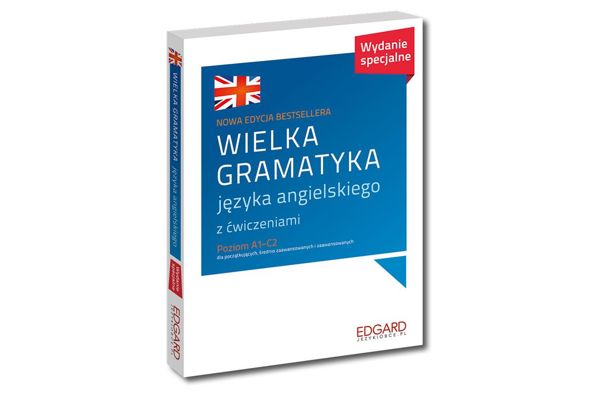 Wielka gramatyka języka angielskiego, Wydawnictwo Edgard