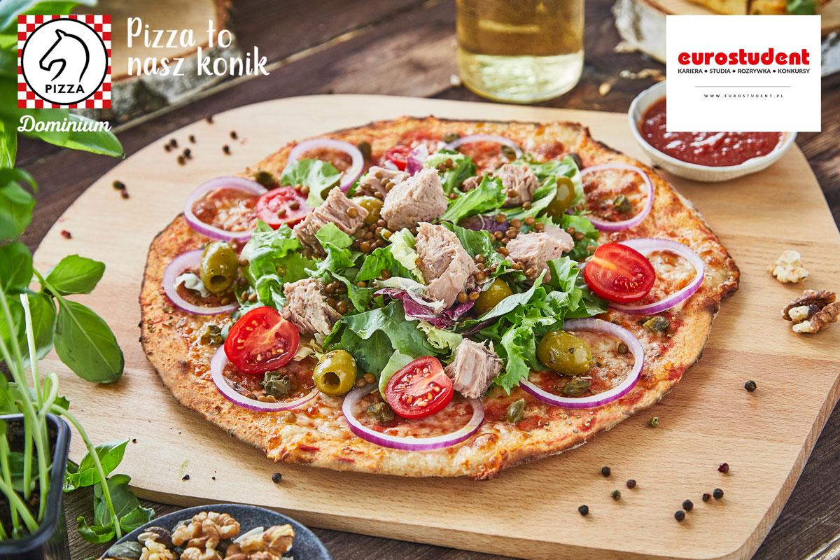 Skomponuj swoją wymarzoną pizzę i wygraj voucher!