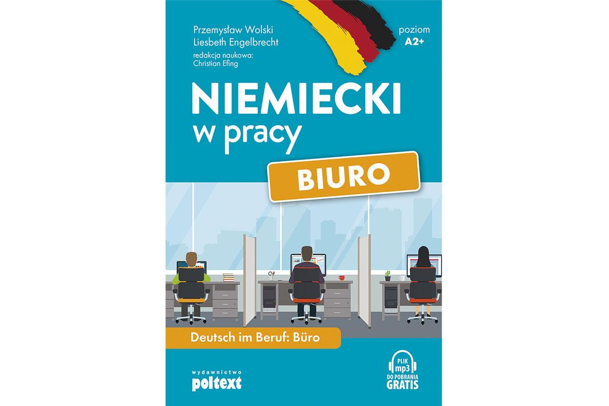 Niemiecki w pracy: Biuro, Wydawnictwo Poltext