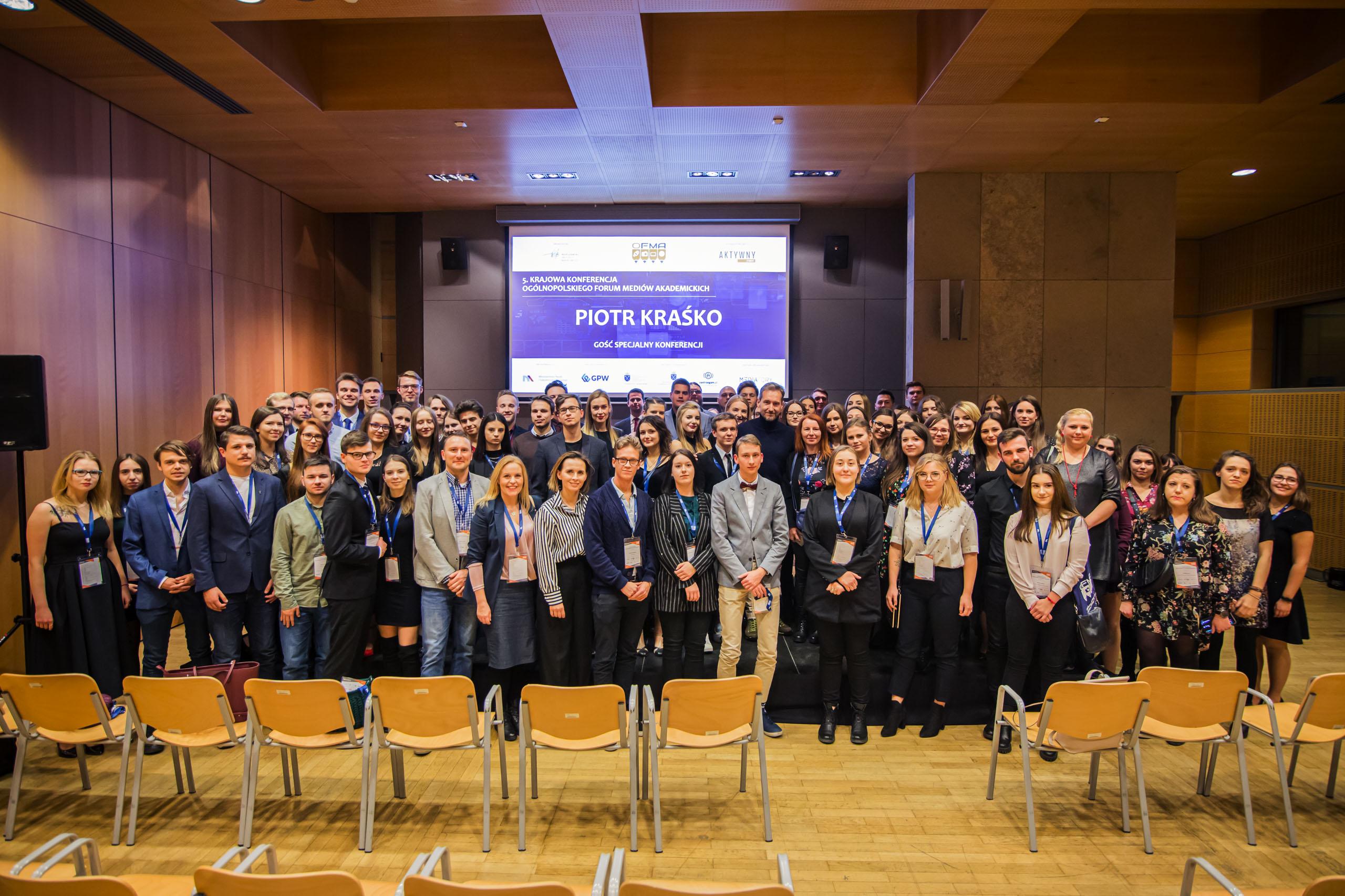 V Krajowa Konferencja Ogólnopolskiego Forum Mediów Akademickich
