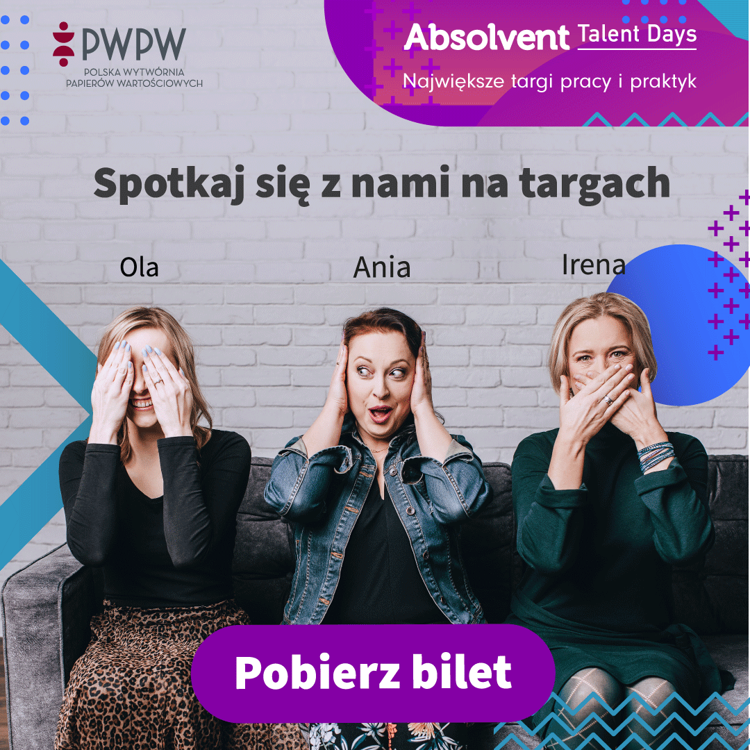 Absolvent Talent Days już 12 marca w Łodzi!