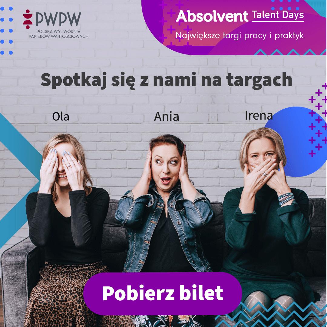Absolvent Talent Days już 12 marca w Łodzi!