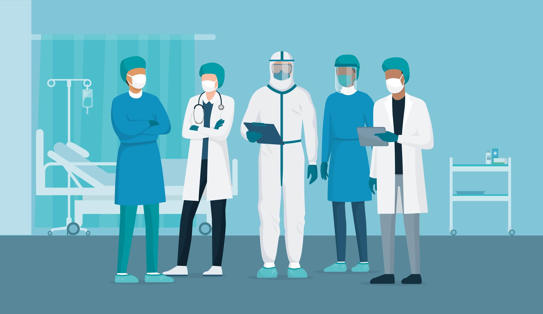 Naukowcy stworzyli aplikację organizującą pomoc dla szpitali