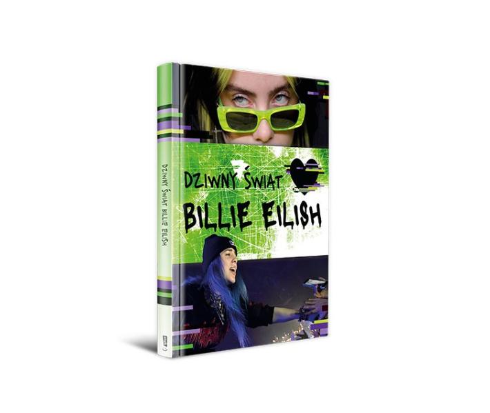 """Wejdź do """"Dziwnego świata Billie Eilish"""" z Wydawnictwem ZNAK!"""