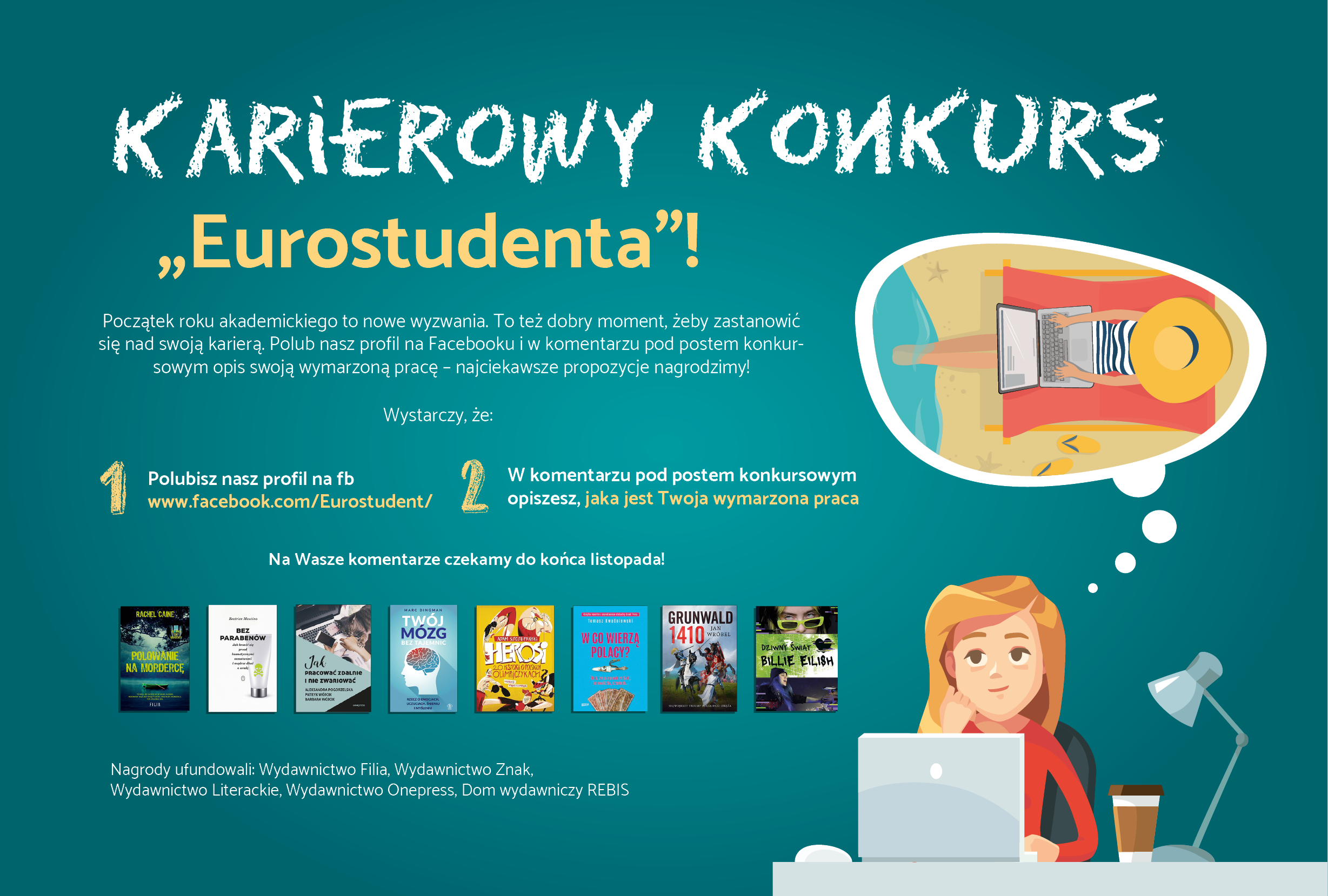 "Karierowy konkurs ""Eurostudenta""!"