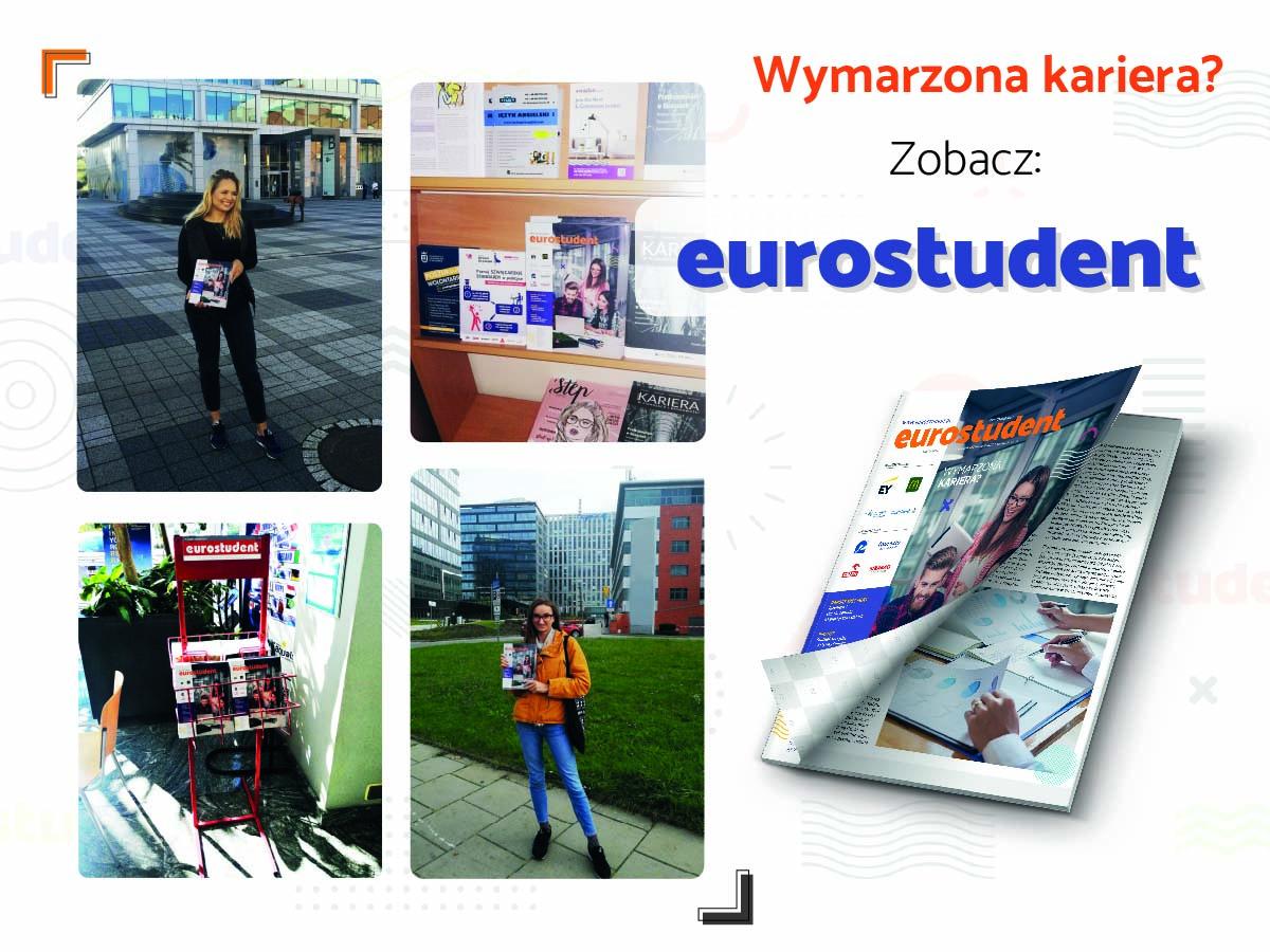 """Magazyn """"Eurostudent"""" – dziękujemy, że byliście z nami!"""