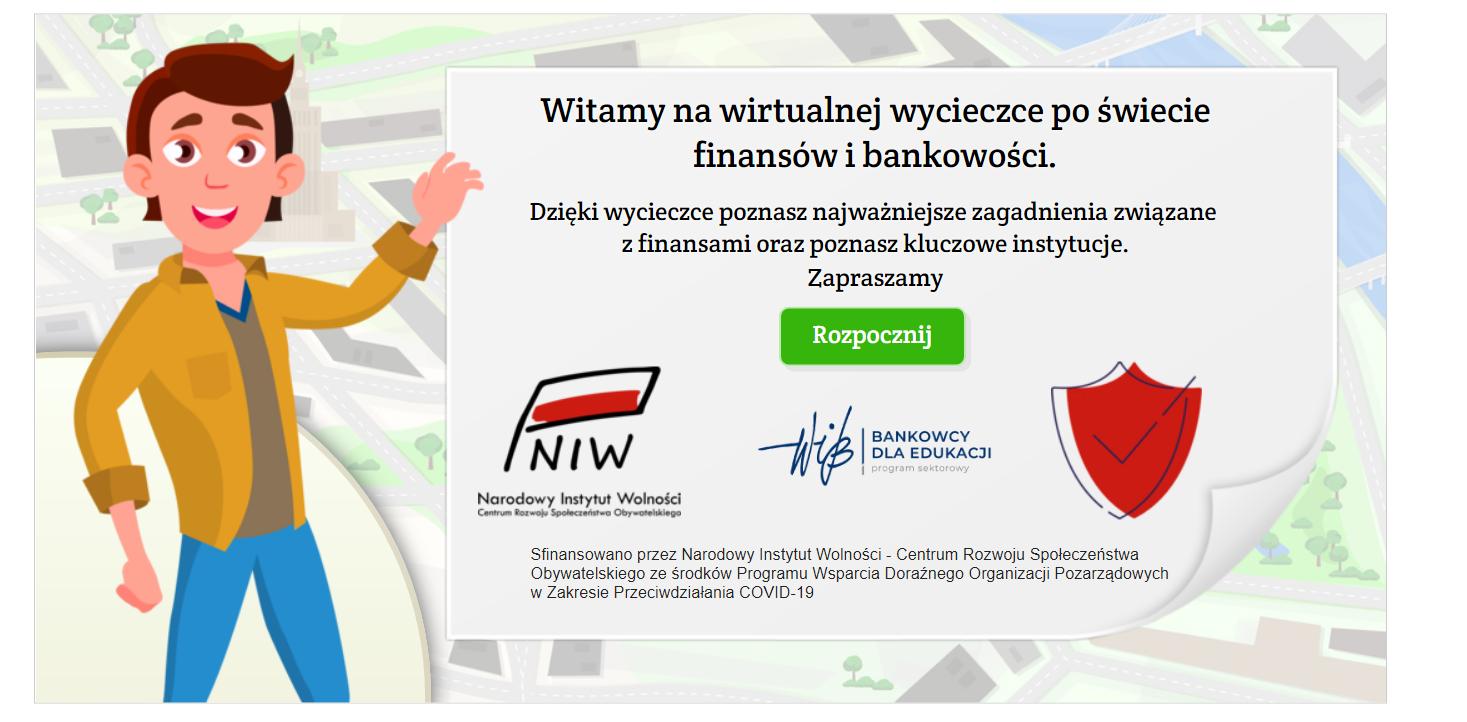 Zapraszamy na wirtualną wycieczkę WIB!
