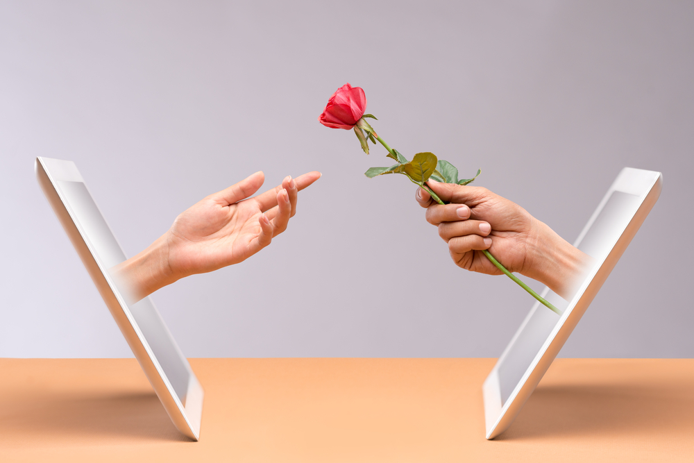 Miłość w dobie nowoczesnych technologii