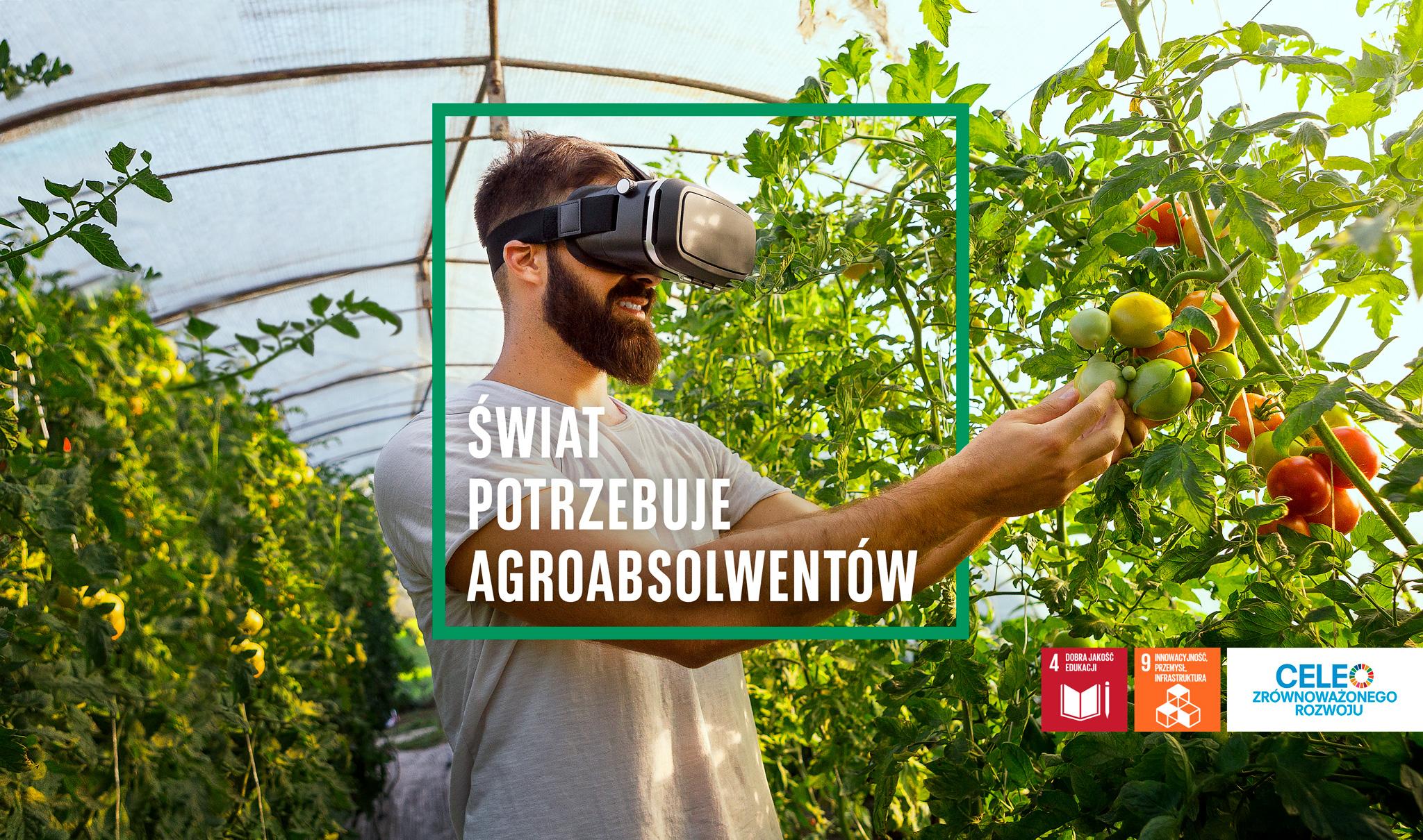 KONKURS na najlepszą pracę dyplomową AGRO. Świat potrzebuje agroabsolwentów!