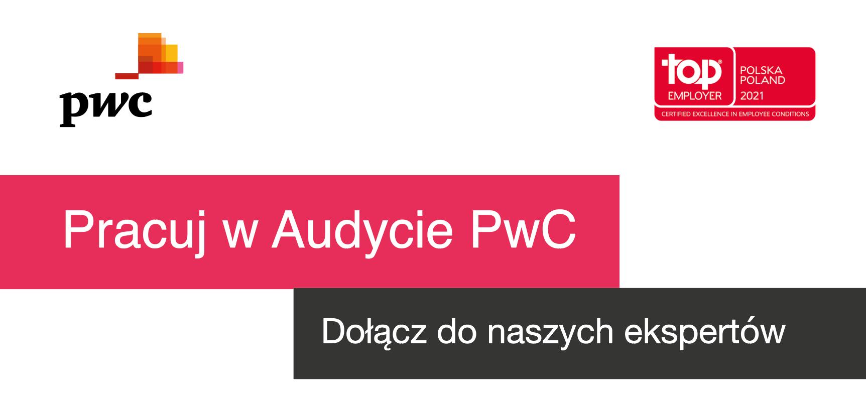 Wybieram audyt w PwC